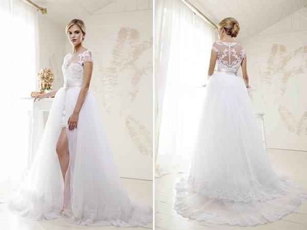 Vestidos%2B2%2Bem%2Bum - Uma noiva e 2 vestidos - Vestidos transformáveis 2 em 1