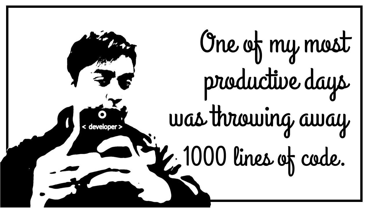 Quotes lines for developers.