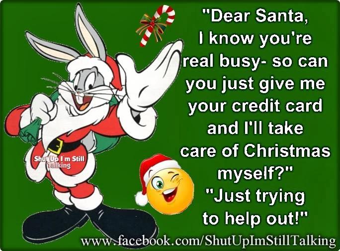 Best Quotations About Santa