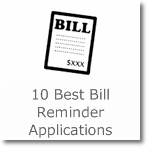 10 Best Bill Reminder Applications