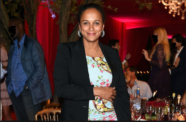 Africa's Richest Woman And Daughter Of Angola's President Just Got Richer instead of lost