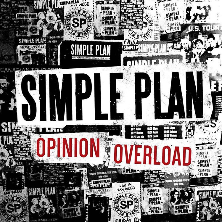 Baixar Simple Plan - Opinion Overload (2016) Grátis MP3