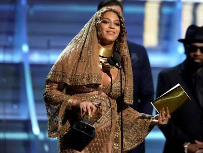 Full list of winners at the 59th Grammy Awards