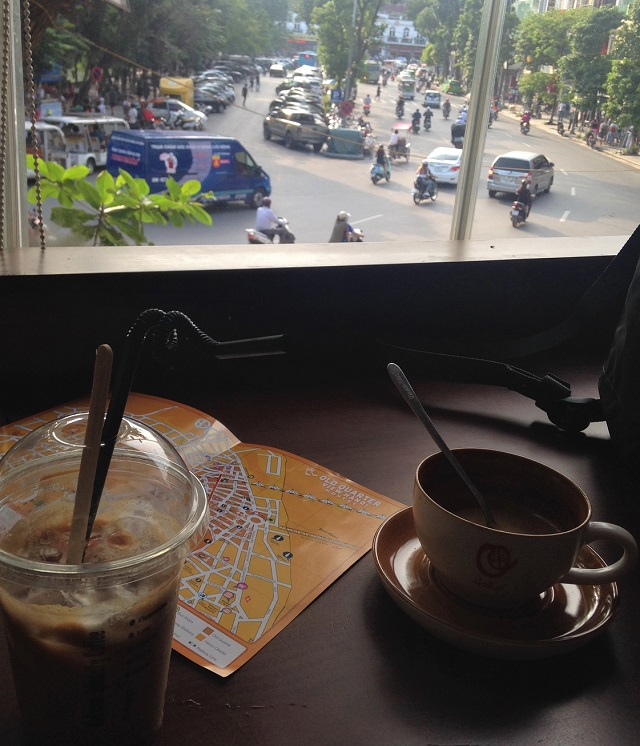 Hanoi coffee guide