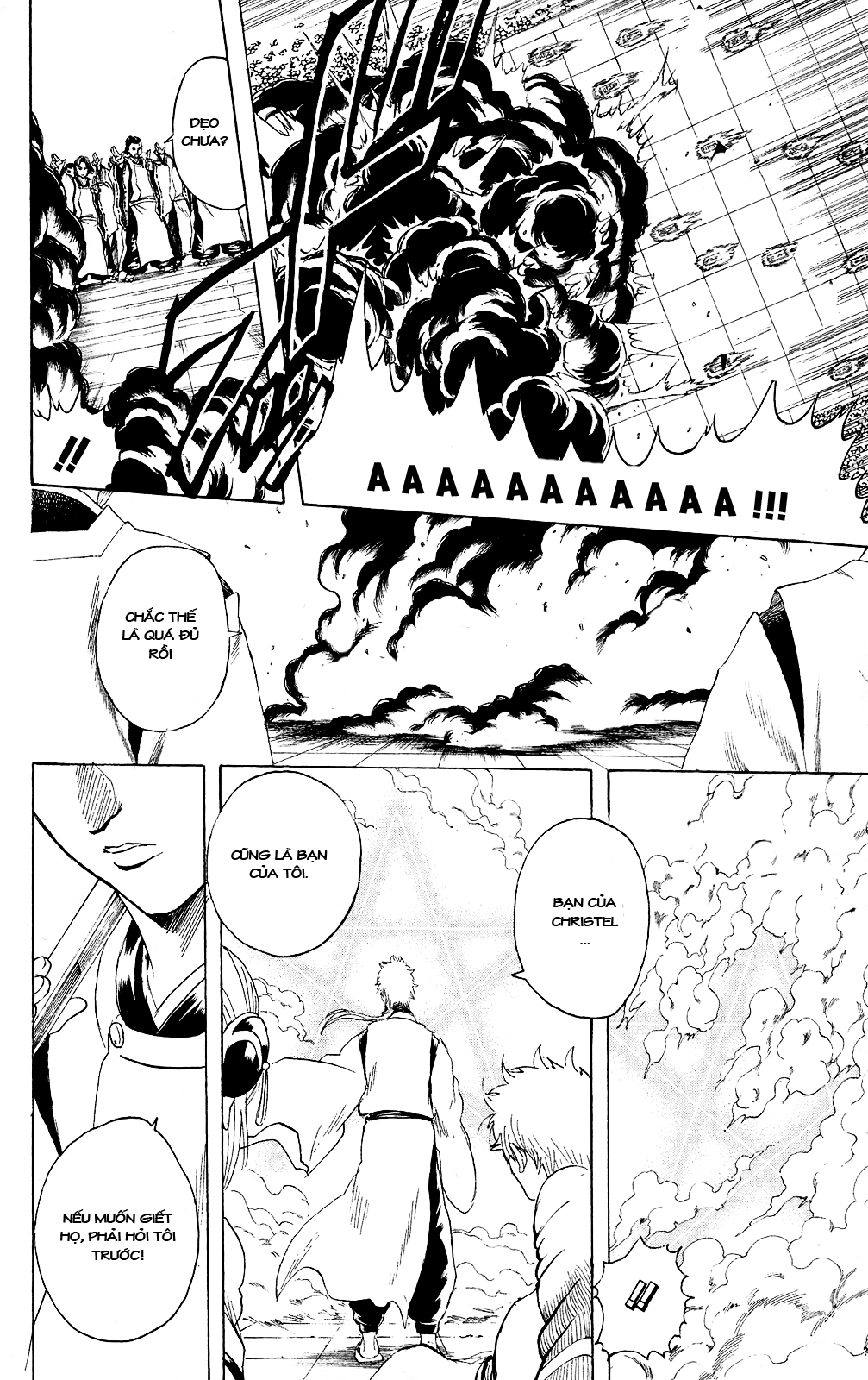 Gintama Chap 283 page 9 - Truyentranhaz.net