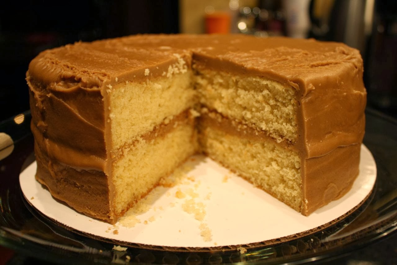 The Roediger House Caramel Cake