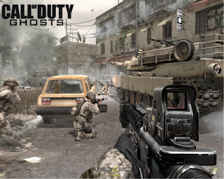 CALL OF DUTY GHOSTS free download pc game full version