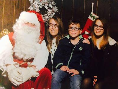 Trafford Centre, Santa, Christmas