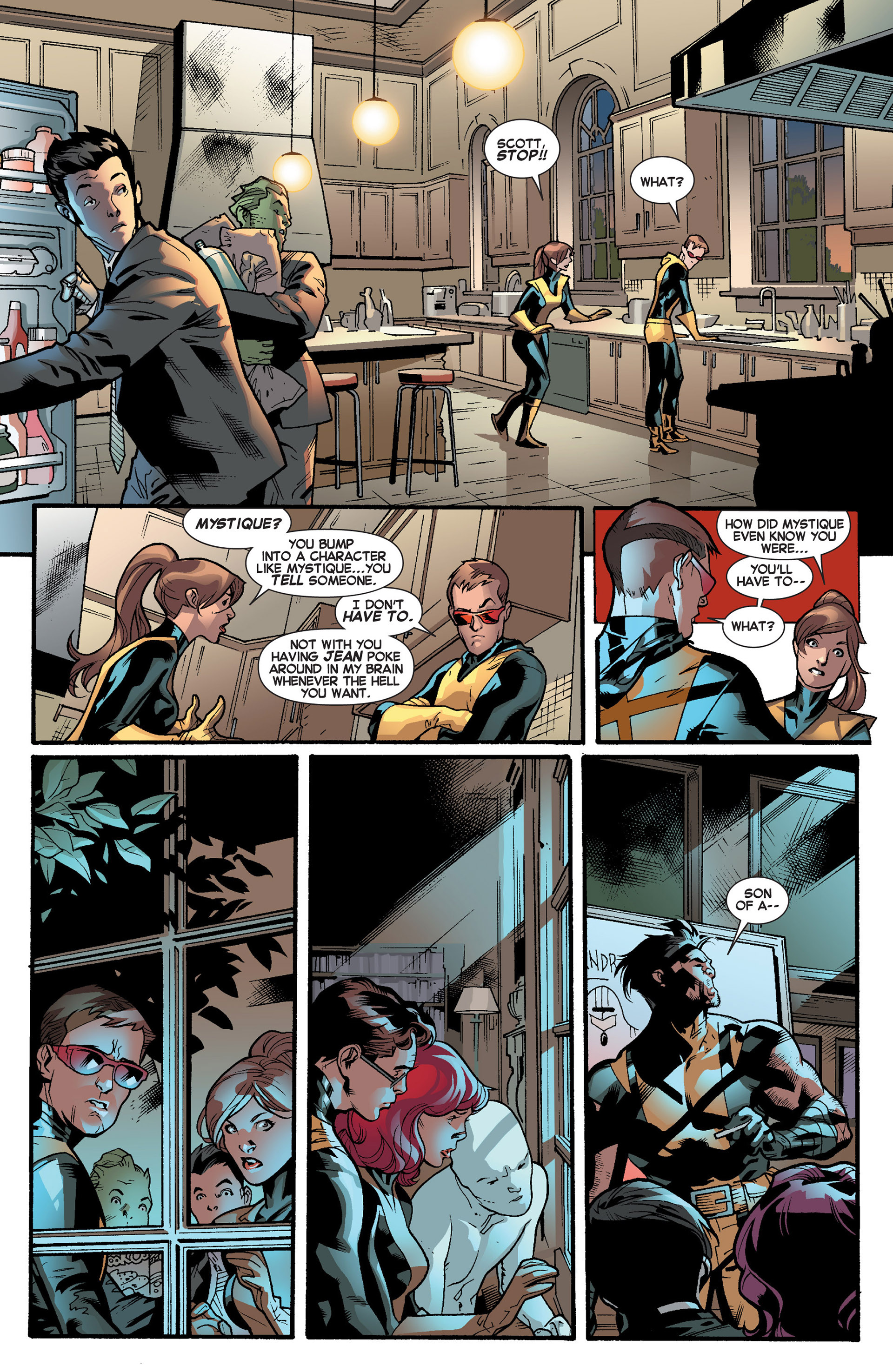 Read online All-New X-Men (2013) comic -  Issue #9 - 19