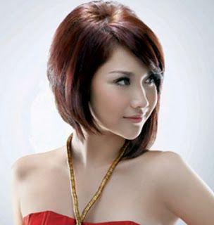 Penggunaan Model Rambut Pendek Wanita Terbaru Om Sciens