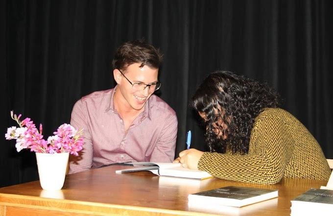 Grant conoce a Nadia Ghulam