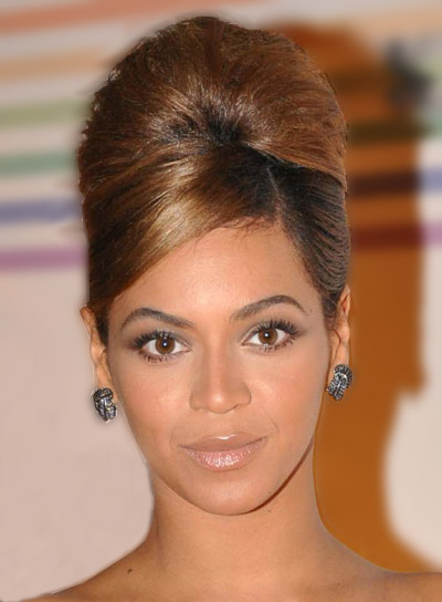 phenomenal style in the 60 s let s find how to make beehive hairstyle ...