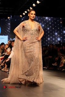 Bollywood Actress Bipasha Basu Walks On Ramp For Fali Shane Pea At LFW Summer 2017  0021.jpg