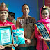Polres Musi Rawas Nobatkan Indah Permata Puspa Wakil Kec Sukakarya Sebagai Salah Satu Duta Lalu Lintas 2017