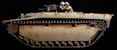 1/56 USMC Lvt United States Marine Corp