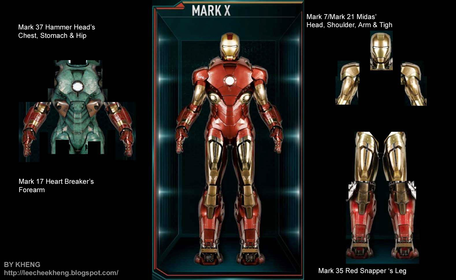 My Hot Toys Collection Photography Hot Toys Iron Man 3 Armor