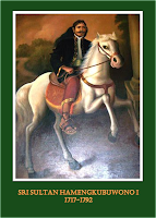 gambar-foto pahlawan nasional indonesia, Sri Sultan Hamengkubuwono I