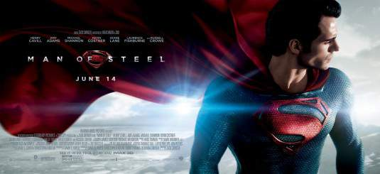 Man of Steel Terbang Tinggi Ke Puncak Box Office