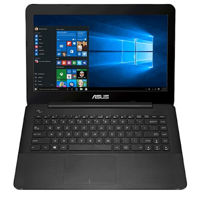 Review Asus X454YI AMD A8-7410