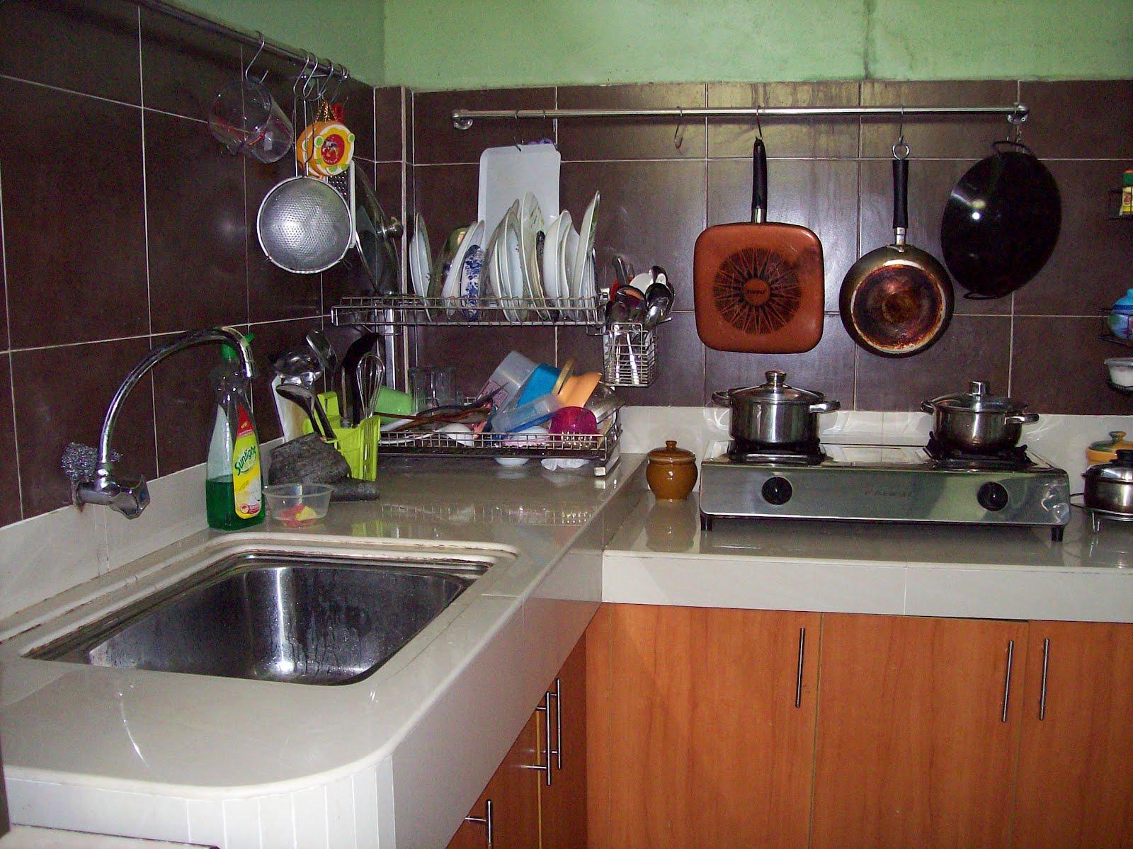 Rencah Kehinku Dapur Basah
