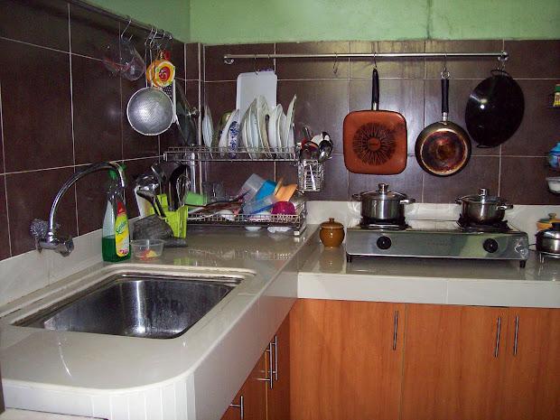 Dapur Basah Kecil