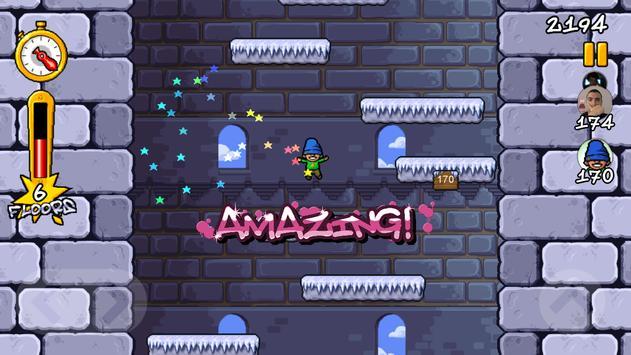 تحميل لعبة ايس تاور Icy Tower الاصلية للاندرويد