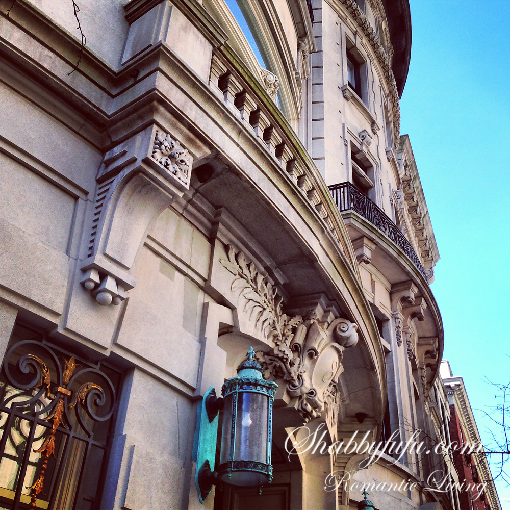 architectural details nyc