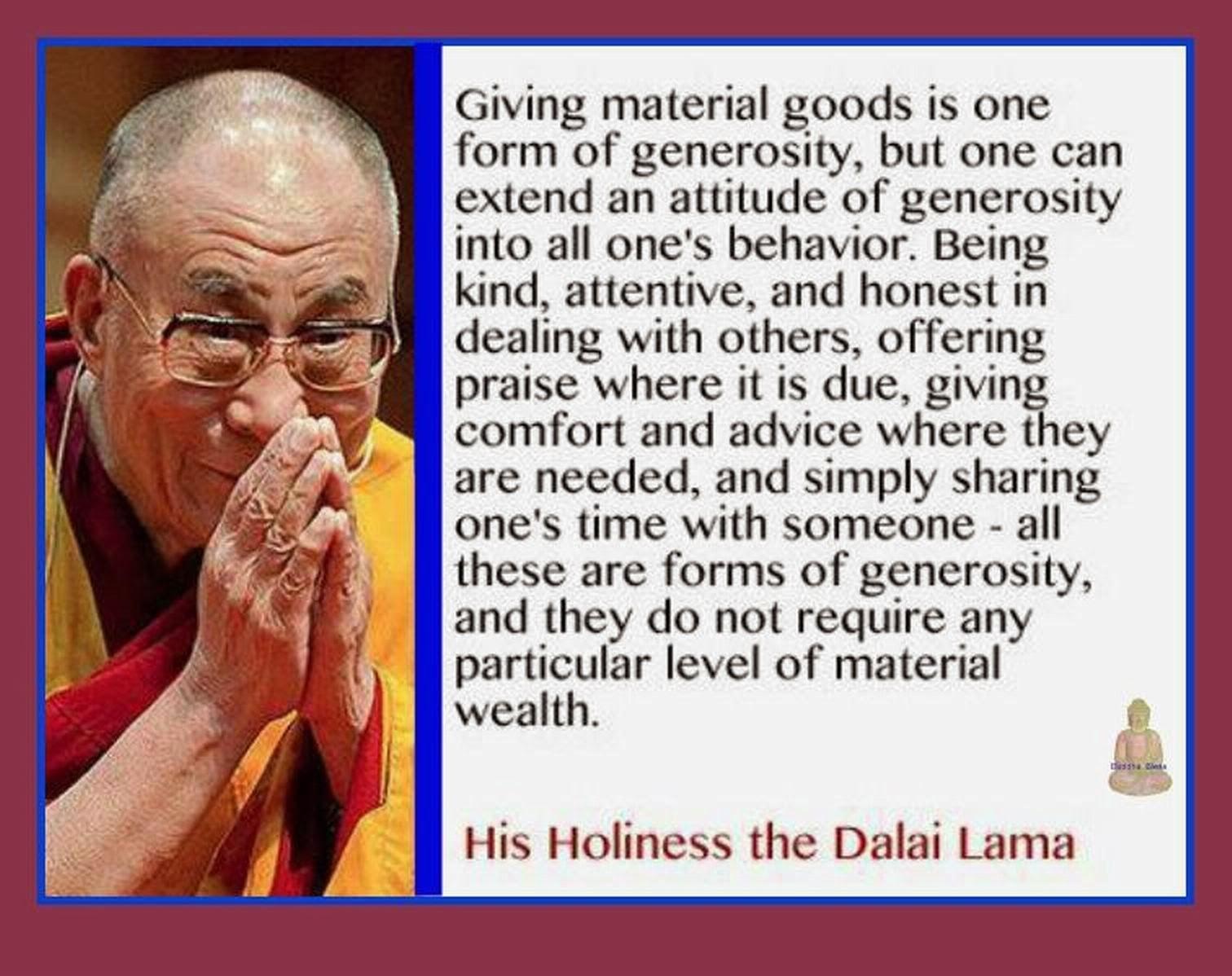 Generous Spirit Quotes: best 18 famous quotes about ...   Generous Spirit