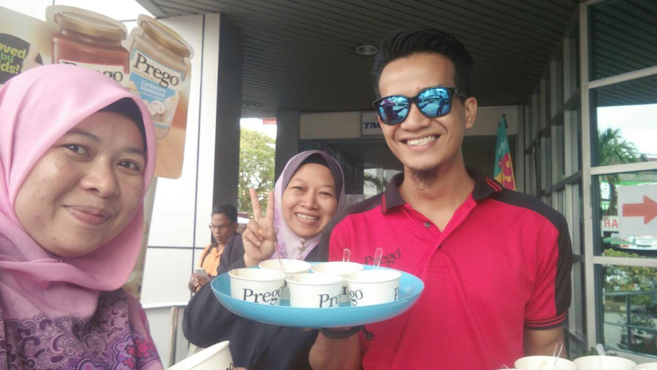 promosi prego, prego malaysia, pasta sedap, sos carbonara