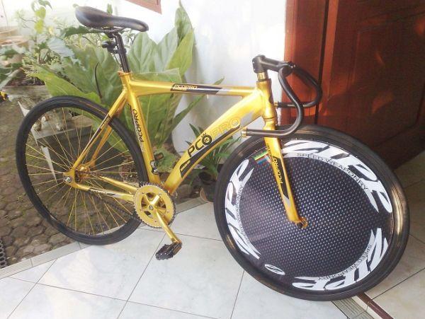 Sukaheboh Com Kumpulan Gambar Modifikasi Sepeda Fixie