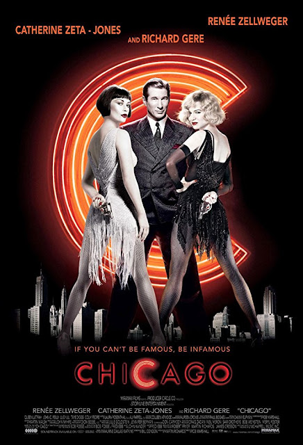 Chicago 2002 movie poster