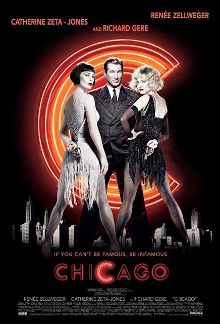Chicago 2002 movie poster