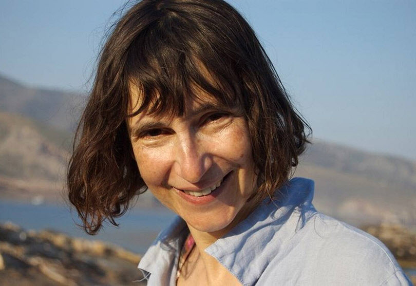 η Ελληνίδα δημοσιογράφος του BBC Μαρία Μαργαρώνη