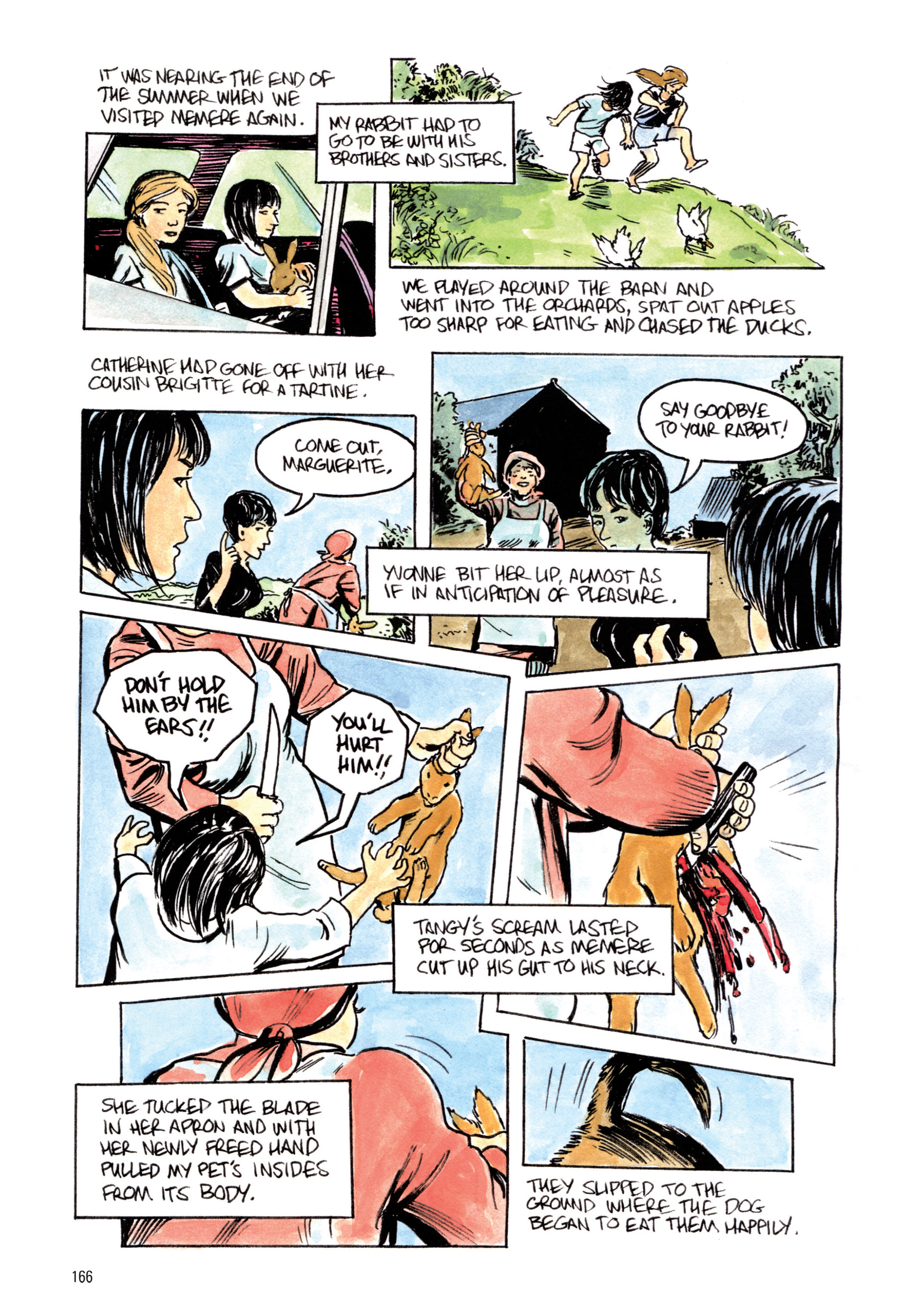 Read online The Late Child and Other Animals comic -  Issue #1 - 149