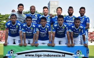 Persib Bandung vs Bali United: Pertahanan Persib Kembali Normal