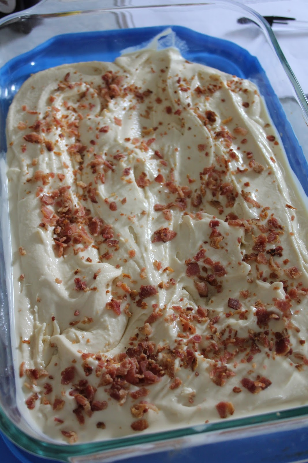 how to make maple bacon ice cream