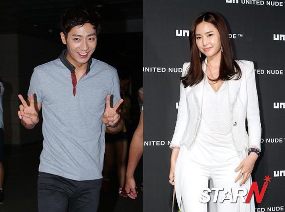 lee sang yeob and gong hyun joo dating