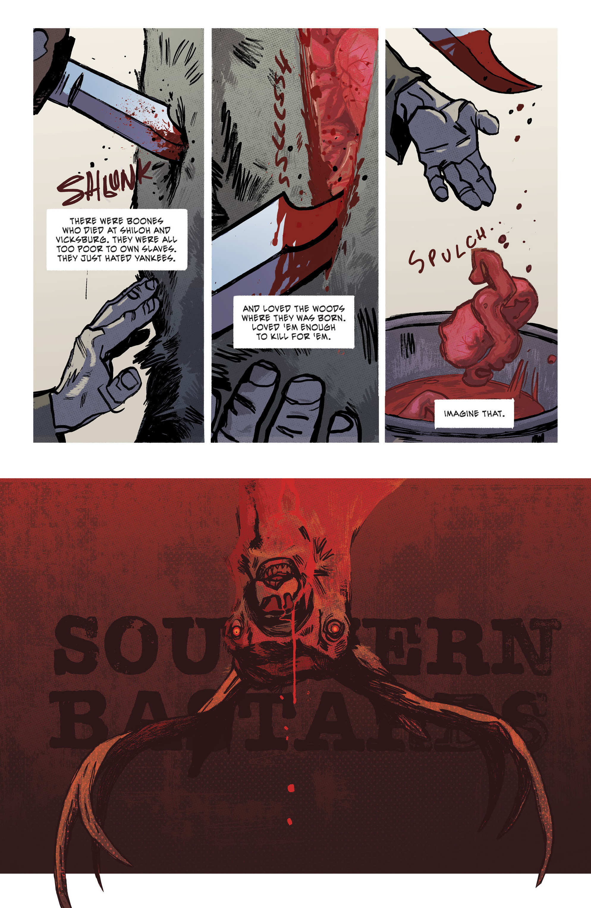 Read online Southern Bastards comic -  Issue #11 - 6
