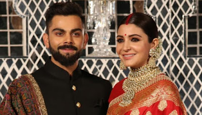 Virat and Anushka After Marriage Photo-shoot