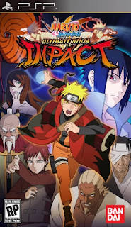 Naruto Shippuden - Ultimate Ninja Impact (USA) PSP ISO
