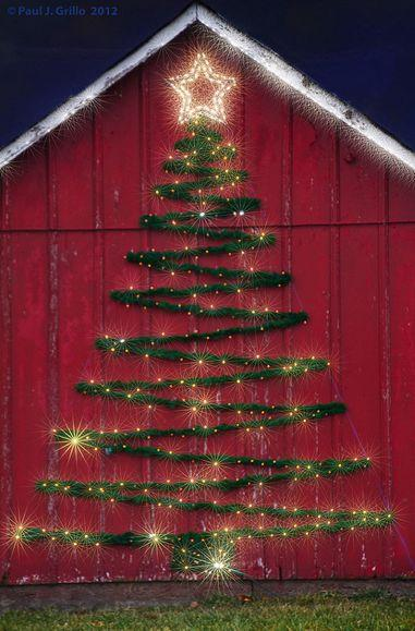 Árvore de Natal BBB