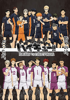 Haikyuu!! Third Season cap 10