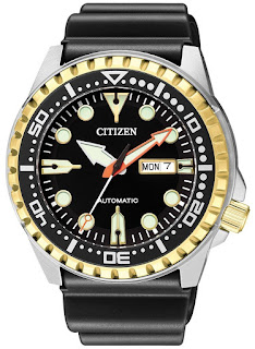 Citizen Automatic 100m NH8384-14E
