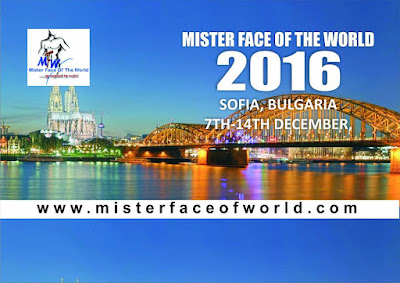 Road to Sofia: Mister Face of the World Pageant holds December