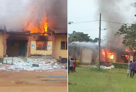 ado poly student pay N20,000 riot