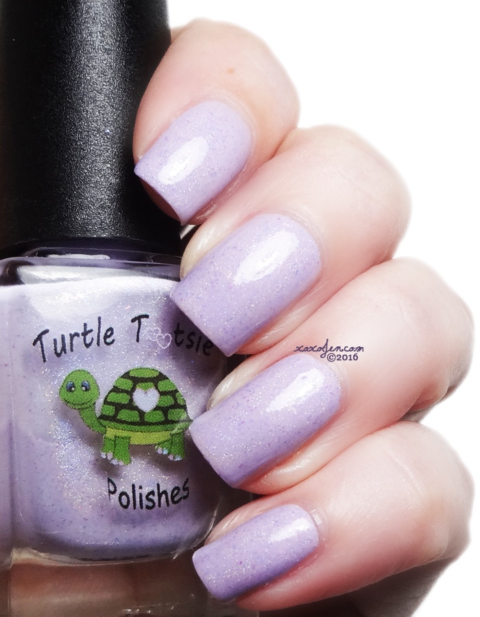 xoxoJen's swatch of Turtle Tootsie Amanda's Unicorn With A Donut Horn
