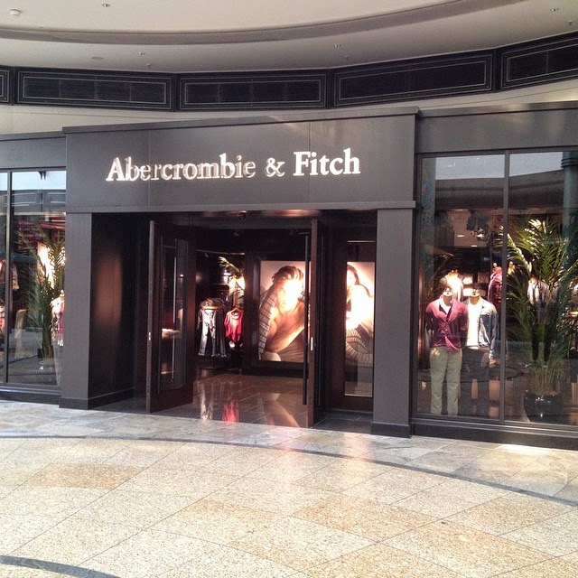 buy popular 8309a 89b4b The Sitch on Fitch: News Now! | Abercrombie Centro ...