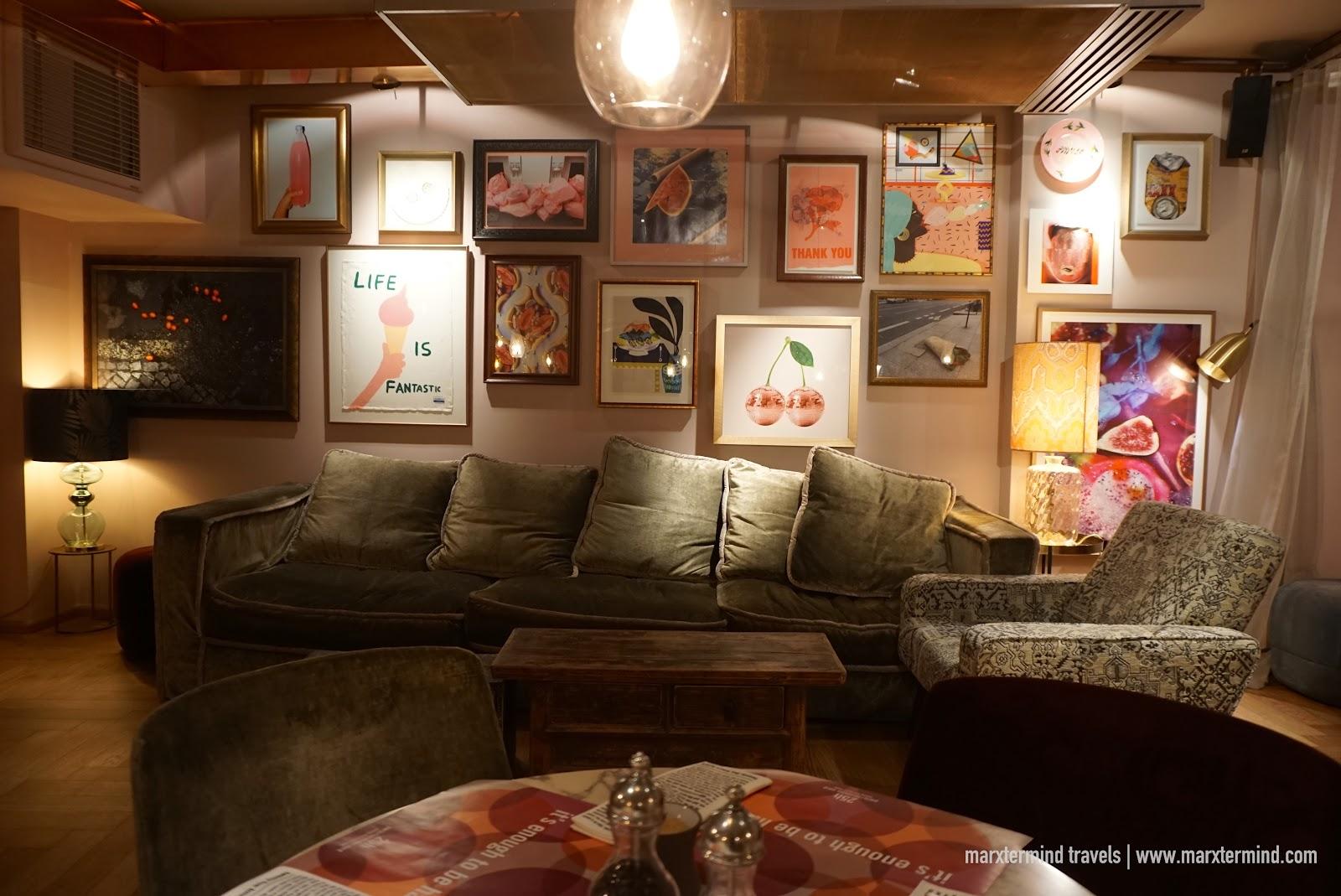 Neni Paris Restaurant at 25hours Hotel Terminus Nord