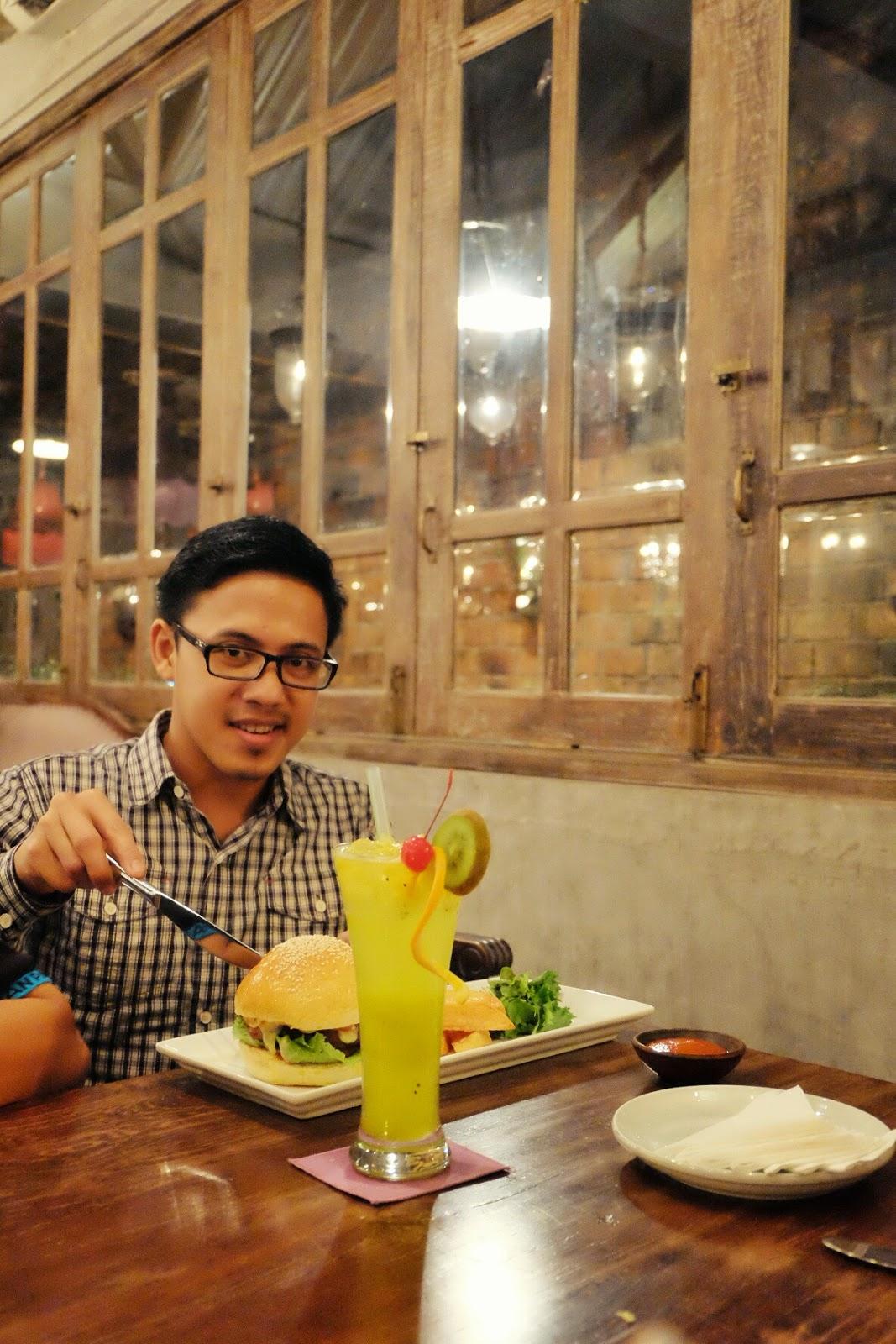 review bistronomi cafe senopati jakarta