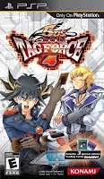 Yu Gi Oh 5Ds Tag Force 4
